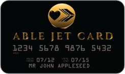 Able American Jets - Jet Card for Charter Flight Services