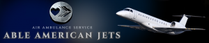 Air Ambulance Services - Able American Jets