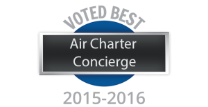 Best Air Concierge Charter Services - 2015-2016 - Able American Jets