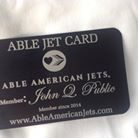 Jet Card Membership - Able American Jets