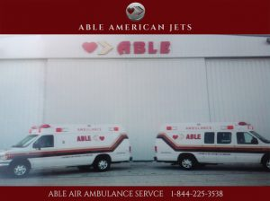 Air Ambulance FAQs - Able American Jets