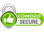 Website Secured by Comodo SSL