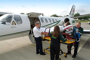 Domestic Air Transport Services - Able American Jets Air Ambulance Services