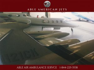 International Air Ambulance - Able American Jets