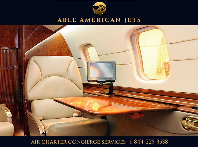 Luxurious Traveling Wіth Executive Jet Charter Services