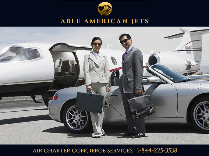 Why Consumers Prefer Private Jet Charter