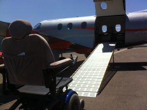 Specialty Care Transport - Able American Jets